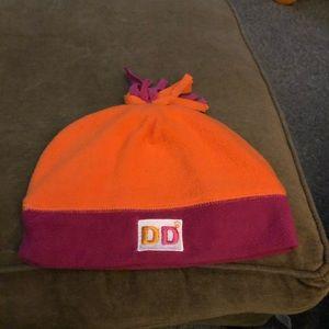 Dunkin Donuts winter Hat